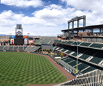 The Rooftop at Coors Field