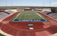 CSU Pueblo Main Football Scoreboard
