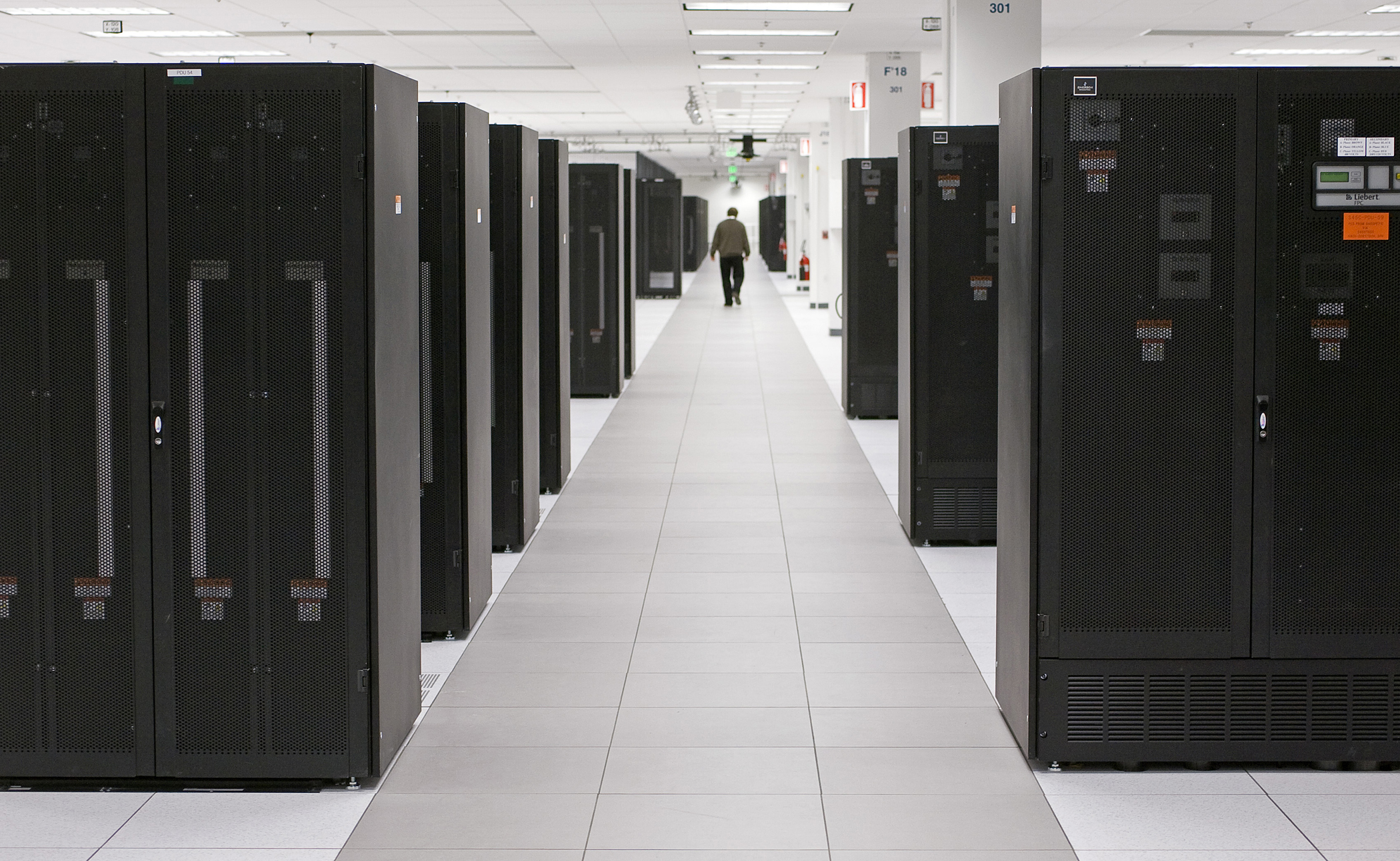 IBM Data Center 00