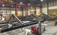 STEEL CANOPIES PROVIDE COVERAGE YOU CAN TRUST