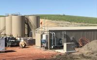 Buckhorn Salt Water Disposal Skid